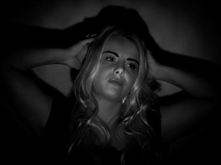 """Portret fotografie """"Rosita"""" - Bertus de Leeuw fotografie"""