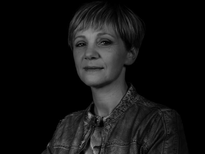 """Portret fotografie """"Erica"""" - Bertus de Leeuw fotografie"""